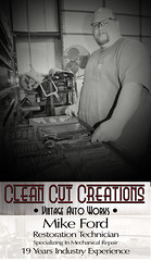 "Clean Cut Creations Staff • <a style=""font-size:0.8em;"" href=""http://www.flickr.com/photos/85572005@N00/16783595539/"" target=""_blank"">View on Flickr</a>"