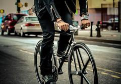 Henri NYC street (father TU) Tags: nyc bike brooklyn track fixie fixedgear ronin fathertu