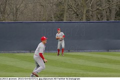 2015-04-03 0721 College Baseball - St John's Red Storm @ Butler University Bulldogs (Badger 23 / jezevec) Tags: game college sports photo athletics university image baseball universit picture player colegio athlete 700 redstorm spor universiteit esporte bulldogs collegiate universidade faculdade atletismo basebal honkbal kolehiyo hochschule bisbol laro butleruniversity atletiek kolej collge stjohnsuniversity athltisme leichtathletik olahraga atletica urheilu yleisurheilu atletika collegio besbol atletik sporter friidrett  bejsbol kollegio beisbols palakasan bejzbol  sportovn kolled pesapall beisbuols hornabltur bejzbal beisbolas beysbol atletyka lthchleasaocht atltika riadha kollec bezbl 20150403