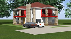 "Nyari Residence Front View • <a style=""font-size:0.8em;"" href=""http://www.flickr.com/photos/126827386@N07/17090455727/"" target=""_blank"">View on Flickr</a>"