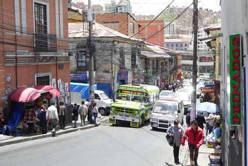 Around La Paz