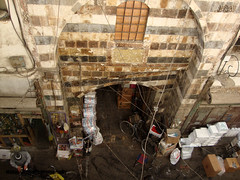 Khan (Mohanad Alsous  ) Tags: old architecture market arab syria khan oriental orient damascus  mohanad         alsous mohanadalsous
