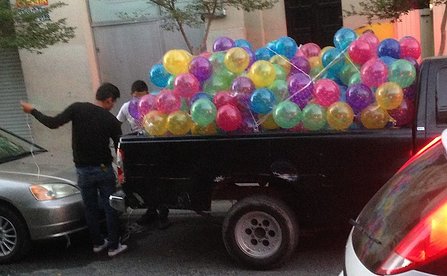 Balloons By the Truckload