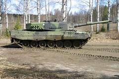 Finnish Leopard 2A4 (Broń Pancerna) Tags: finland leopard finnish 2a4 mainbattletank