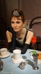 Audrey Hepburn (Autour de...) Tags: wien madame audrey hepburn tussauds