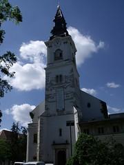 Calvinist Church, Kecskemt, Hungary (Norbert Bnhidi) Tags: hungary kecskemt church ungarn hungra hongrie ungheria hungria hongarije  magyarorszg ketschkemet  kekemet kekemit