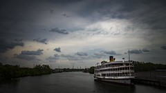 Nightmare on the river (Notkalvin) Tags: canada abandoned ferry clouds river island boat ship outdoor detroit haunted channel boblo leftbehind bobloisland steclaire mikekline notkalvin notkalvinphotography