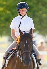 IMG_2566 (SJH Foto) Tags: horse show hunter jumper class girls teenage teen riders action shot tweens