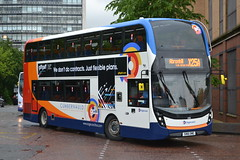 Stagecoach Western 10518 SN16OME (Will Swain) Tags: glasgow buchanan street bus station 16th june 2016 coach coaches buses transport travel uk britain vehicle vehicles county country scotland scottish north northern central city centre stagecoach western 10518 sn16ome