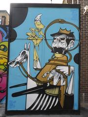 Sepr street art, Shoreditch (duncan) Tags: streetart london graffiti shoreditch sepr