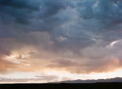 (lehibou_) Tags: mamiya 645e kodak 80mm f28 portra 400 sunset aztec new mexico nm