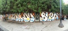 PSEKA-HOMEK-SHONG-GAYE-SIOR-NIAX... (pain-vin-boursin!) Tags: tontondubled graffiti maroc bled