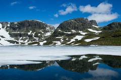 IMG_1922 Trolltjnn.Haukelifjell. (JarleB) Tags: haukelifjell haukeli rldal odda fjell tur hyfjellet hardangervidda dyrskar trolltjrn