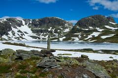 IMG_1920 Trolltjnn, Haukelifjell (JarleB) Tags: haukelifjell haukeli rldal odda fjell tur hyfjellet hardangervidda dyrskar trolltjrn