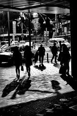 Vies d'ombres (www.danbouteiller.com) Tags: japan japon japonia japanese japonais tokyo ueno station gare city ville urban street streetscene streetlife streets streetshot streetphoto streetphotography photoderue photo de rue monochrome monochromatic mono black white noir blanc bw nb blackandwhite blackwhite noiretblanc canon canon5d eos 5dmk2 5d 50mm 50mm14 5d2 5dm2 shadow shadows people