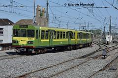 8304+8317+8318 depart Connolly, 19/7/16 (hurricanemk1c) Tags: dublin irish train siemens rail railway trains railways dart irishrail lhb 2016 connolly iarnrd 8304 ireann iarnrdireann class8100 1255brayhowth