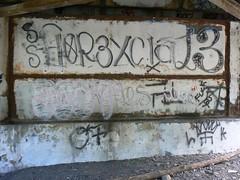 FLORENCIA 13 & LATIN KINGS (northwestgangs) Tags: miltonfreewater ganggraffiti surenos gangtags florencia13 f13 graffiti