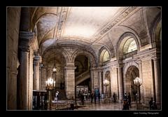 New York Public Library (beluga 7) Tags: newyork ny library usa