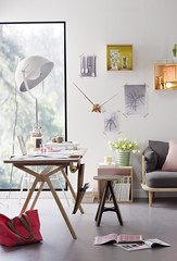 Urban Office Space (Houseology) Tags: office homeoffice interiors interiordesign scandinavian scandic contemporary design