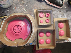 Boxes for Silicone Molds (thorssoli) Tags: schick hydro robotrazor razor sdcc comiccon sandiego conx entertainmentweekly costume suit prop replica hydrorescue schickhydro
