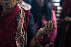 Need (cara zimmerman) Tags: nepal hand church christian christiansinnepal pray prayer praying faith harmi