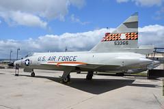 55-3366 F-102A Delta Dagger (Colin N Wells) Tags: f102 deltadagger pacificaviationmuseum