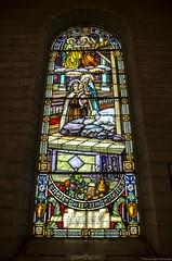 glise de Sainte-Thrse-de-l'Enfant-Jsus (yannick_gagnon) Tags: church glise intrieur vitraux saguenay saguenaylacstjean