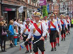 Manchester Morris Men (da_warman) Tags: knutsford royal may day mayday