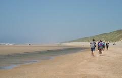 Beach walk (-Kj.) Tags: beach dunearea naturalreserve northsea dunes northholland castricum hike summer