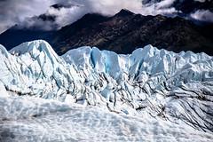 Matanushka Glacier (PrachiVerma) Tags: matanushkaglacier alaska outdoor landscape mountain glacier ice snow glacierwalk climbing