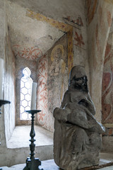 Rust, Fischerkirche (Anita Pravits) Tags: austria burgenland fischerkirche kapelle kirche marienkapelle rust sonstige chapel church sterreich fresko fresco fresken