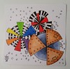 gyro1608 (christiane_eichler) Tags: zentangle doodle tangle tile gyro inktense drawing zeichnung muster pattern