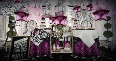 Majesty- Let's have a party! (Ebony (Owner Of Majesty)) Tags: aphroditeshop aphroditeshopsl aphrodite secondlife sl decor decorating majesty majestysl majestyinteriors majesty2016 homes homeandgarden homedecor home virtual virtualliving mesh party celebration celebrate celebrations dustbunny