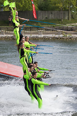 DUG_9533r (crobart) Tags: great canadian water ski caper national exhibition cne toronto