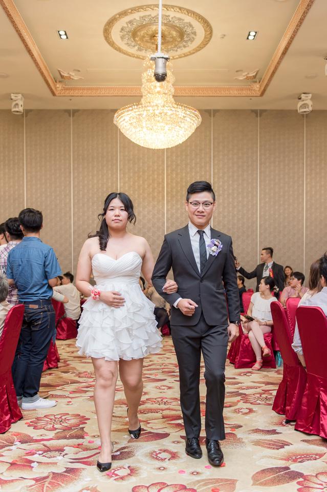 台南婚攝 情定婚宴城堡永康館 婚禮紀錄 C & V 122