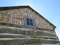 Homestead National Monument #16 (jimsawthat) Tags: logs logcabin historic relocated rebuilt architecture architecturaldetails rural beatrice nebraska park homesteadnationalmonument