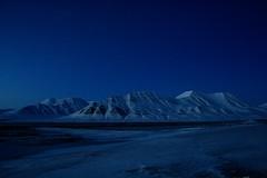 Adventfjorden in twilight (Dagmar_bxl) Tags: adventfjorden svalbard spitsbergen longyearbyen nauticaltwilight eclipse2015