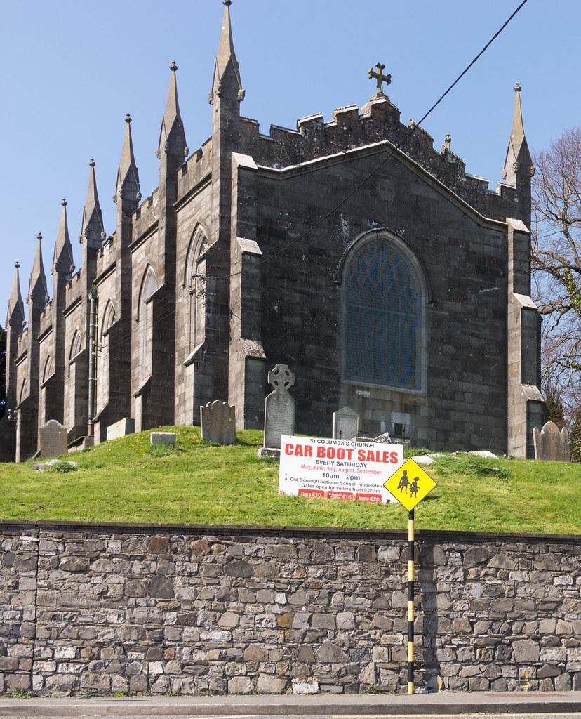 ST. COLUMBA'S CHURCH IN SWORDS [April 2015] REF-103350