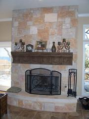 411 Fireplace