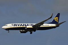 EI-EKP (LIAM J McMANUS - Manchester Airport Photostream) Tags: man manchester boeing ryanair fr b737 boeing737800 boeing737 egcc 738 b738 ryr b73h 73h eiekp