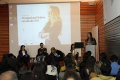 """Conferência """" O papel da mulher no século XXI"""" - Dia da Mulher"""