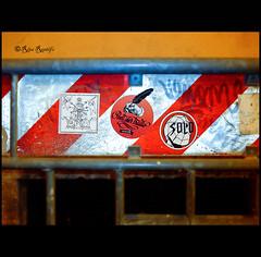 Roma. Trastevere. Street art/sticker art by Lus57, Poeti der Trullo, Solo (R come Rit@) Tags: street urban italy streetart streets rome roma art wall photography graffiti sticker stickerart italia arte madonna stickers streetphotography wallart trastevere urbanart solo walls graff graffitiart arteurbana sevensorrows streetartitaly streetartrome streetartphotography streetartroma madonnadeisettedolori romestreetart poetidertrullo lus57 ritarestifo urbanartrome sevendaggers