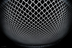 Network (Daniel Kulinski) Tags: white abstract black net lines contrast fence photography high wire europe industrial lift image steel daniel fear creative picture vertigo samsung poland cage fisheye warsaw reality network abstraction dizzy dust 1977 warszawa hypnotic protect hypnosis photograhy distort dizziness nx mesmerising mazowieckie nx1 kulinski samsungnx samsungimaging danielkulinski samsungnx10mmf35 samsungnx1 samsung10mm samsung10mmf35 nx10mm