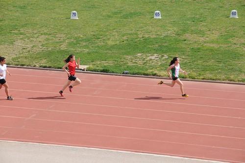 Sana au 200m au mémorial Med El fahem  à Nabeul