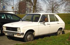 1977 Peugeot 104 1.0 AO1 (rvandermaar) Tags: 10 1977 import 1000 peugeot 104 a01 peugeot104 ao1 sidecode3 05yd73