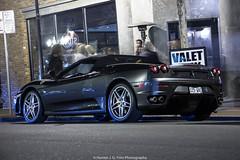 Valeted (Hunter J. G. Frim Photography) Tags: spider italian colorado grigio gray ferrari denver spyder supercar v8 f430 ferrarif430 ferrarif430spider grigiosilverstone