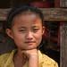Jeune Akha. Région Boun Neua. Laos