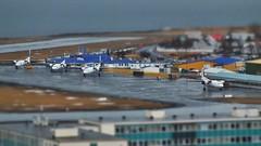 Meet the Fokkers (35mmMan) Tags: plane iceland airport fuji aviation air reykjavik domestic finepix fleet turboprop f50 fokker flugfelag hs25exr flugvelli