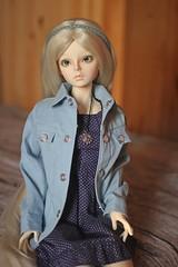 Kristine (St. winter) Tags: doll super sd bjd resin dollfie kristine dollie dollzone rrabit baixuan