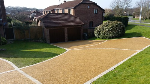 Resin Bound Driveway Macclesfield Image 9